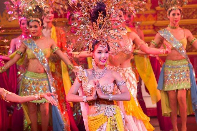 Pattaya Alcazar Cabaret Ladyboy show with round trip pick up service from hotel