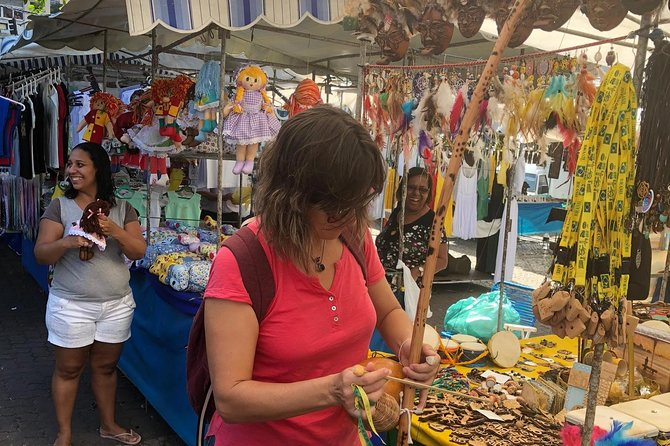 Farmers, Ipanema Handicraft & Northeastern Traditions Markets