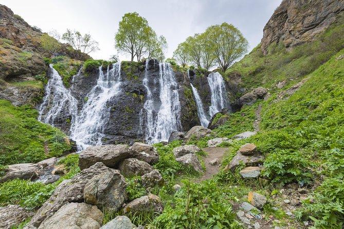 Armenia Day Trip-Tatev Cable Car, Lunch, Shaki Waterfall, Hin Areni Winery