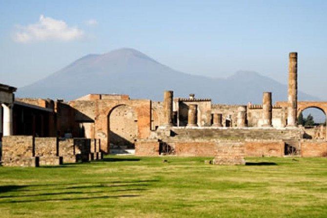 Ercolano And Cantine Del Vesuvio