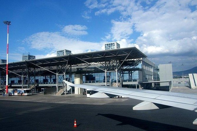 Thessaloniki Airport or Cruise Port Private Departure Transfer