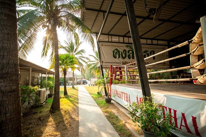 Muay Thai Vacation Package (Training, Room Stay, Meal Plan)