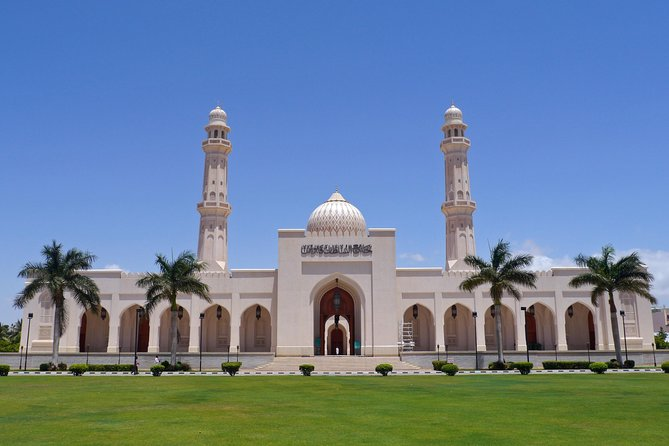 Salalah City private tour - all-inclusive sight-seeing tour