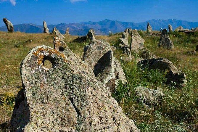 Armenia day trip:Tatev cable car, Lunch, Shaki waterfall, Hin Areni winery