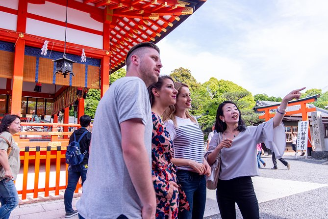 Expert Led Tour of Kyoto: Shinto and Buddhism