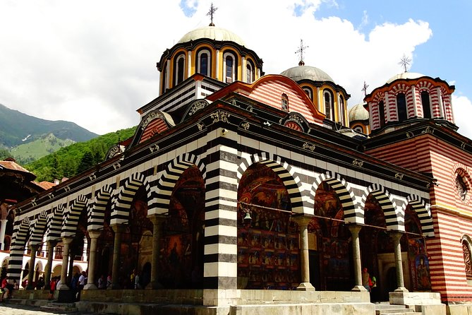 UNESCO National Treasures Rila monastery & Boyana church + free pick up