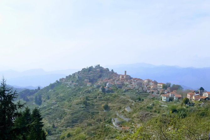 1 Day road bike tour of Ligurian mountains from Italian Riviera photo 1
