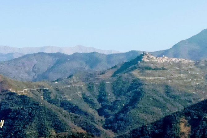 1 Day road bike tour of Ligurian mountains from Italian Riviera photo 3