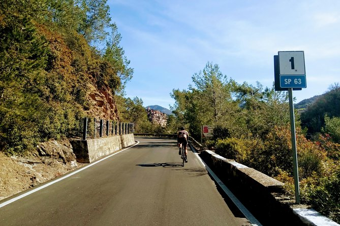 1 Day road bike tour of Ligurian mountains from Italian Riviera photo 9