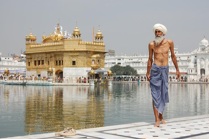 5-Day Private Golden Triangle Tour with Amritsar