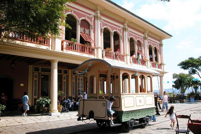 3-hour Guayaquil Historical Park Tour