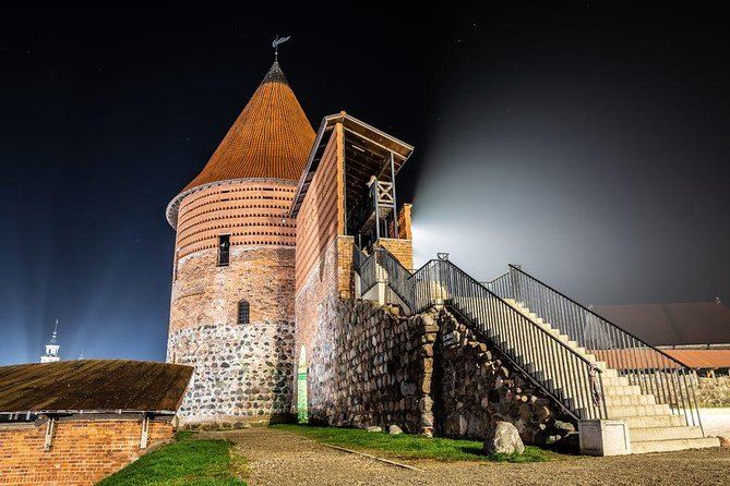 Kaunas Old Town: 2-Hour Ghost Tour