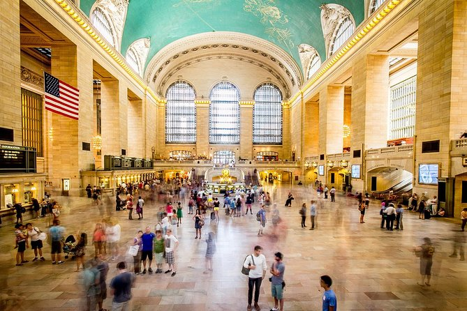 New York City's Grand Central Terminal Official Guided Walking Tour