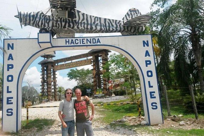 Spring over linjen: Parque Tematico Hacienda Napoles adgangsbillet