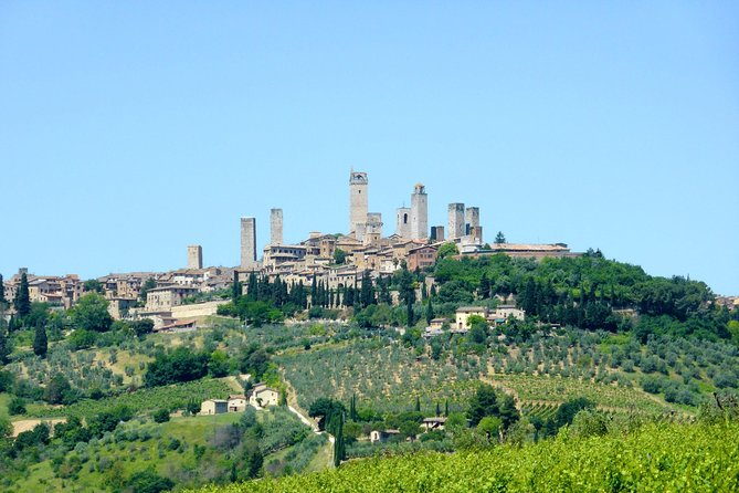 The best of Siena and San Gimignano from Livorno