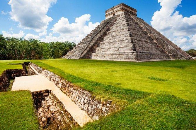 Archaeological Area Chichén Itzá
