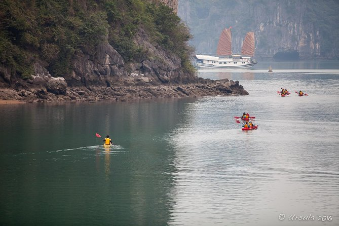 Halong Bay 3 days 2 nights on Christina Diamond Cruise 4 STARS LUXURY photo 18
