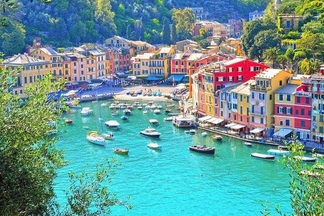 Camogli, San Fruttuoso, Portofino Guided Tour.