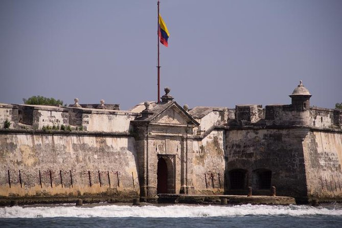 Cartagena Shore Excursion: 4 hours