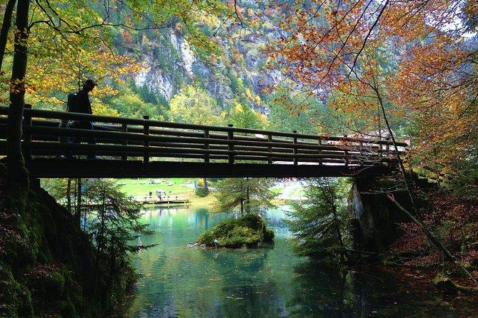 Blue Lake & Öschinen lake - Private day tour from Interlaken