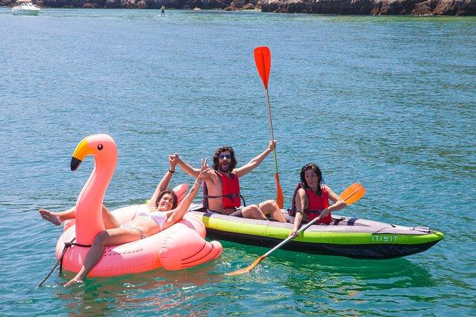 Ocean Bliss: Full Day Yacth Group Tour in Arrábida from Lisbon