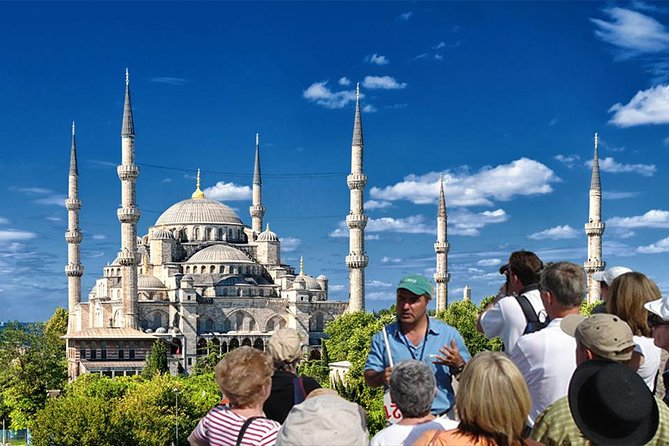 Sultanahmet tour w. small group