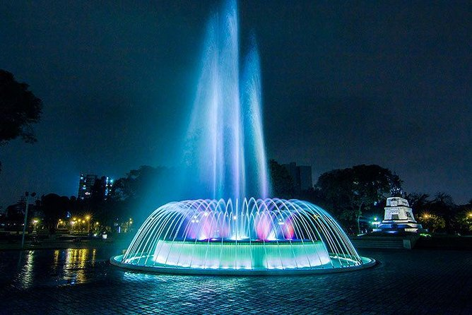 Magical Water Circuit and Dinner Show (Lima)