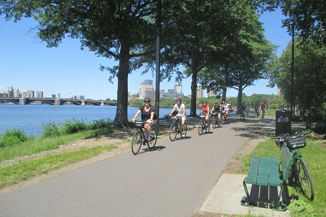 Tour de Boston Bike Tour (Great for families)