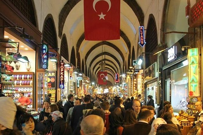 Historic Bazaars of Istanbul &Shopping