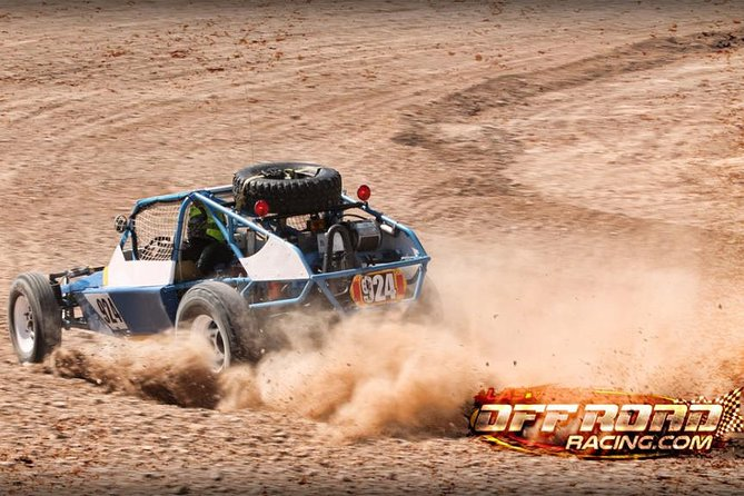 Outdoor Shooting and Off-Road Racing Combo
