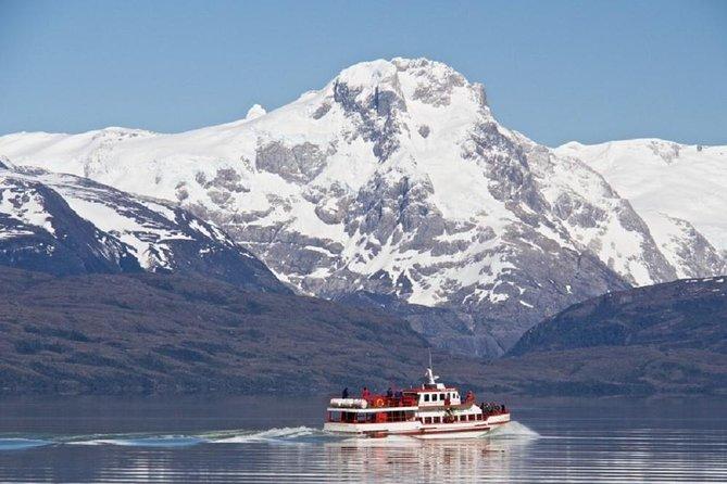 Balmaceda and Serrano Glacier Navigation