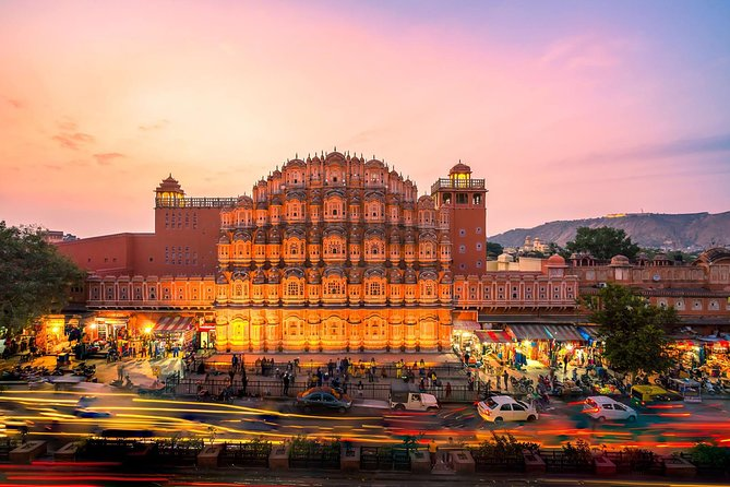 Private Tour: Full-Day Jaipur Tour from Delhi