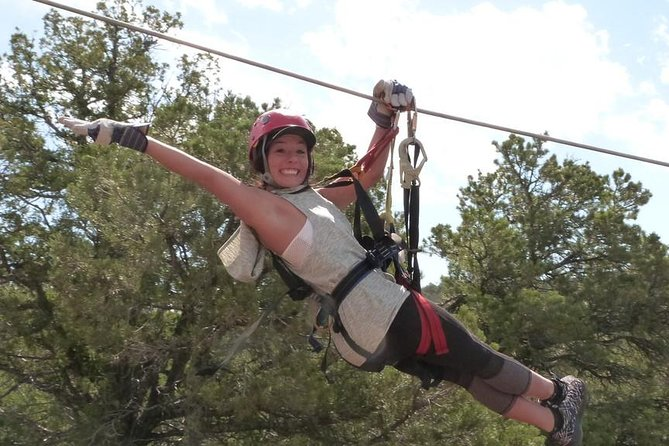 Extreme Zip Line Tour - 11 Lines, Challenging Hikes & 70' Free Fall