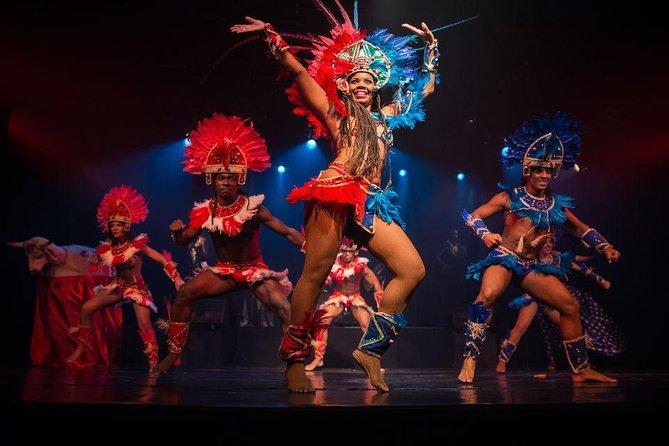 Ginga Tropical Show and Samba Class