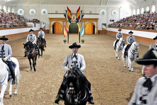 From Seville: Jerez Private Day Trip with Horse Show & Sherry Winery