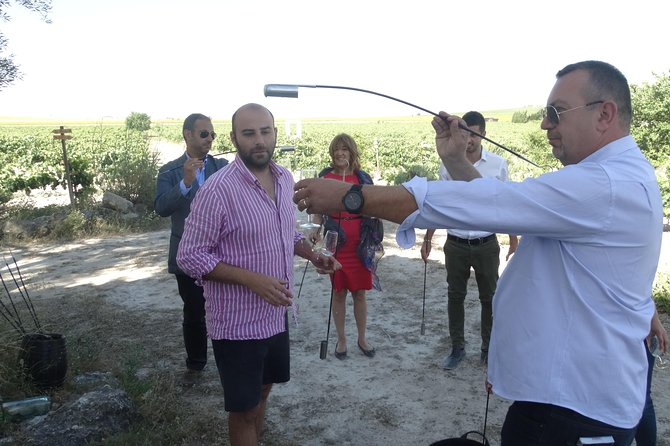 Full Day Private Sherry Wine Experience from Seville photo 7