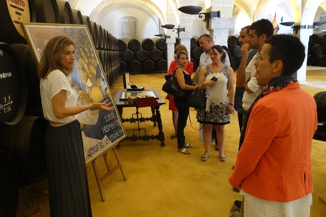 Full Day Private Sherry Wine Experience from Seville photo 6