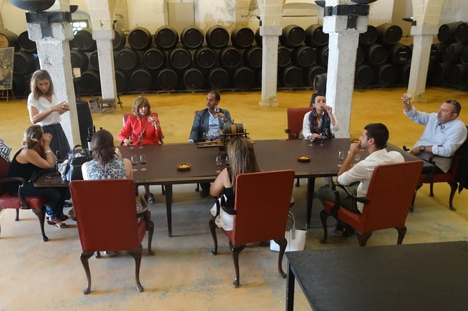 Full Day Private Sherry Wine Experience from Seville photo 3