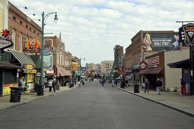 City of Memphis Guided Bus Tour