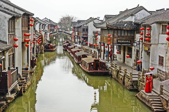 Suzhou and Zhouzhuang One Day Group Tour from Shanghai photo 4