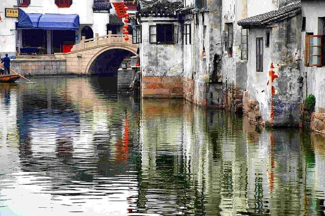 Suzhou and Zhouzhuang One Day Group Tour from Shanghai photo 7