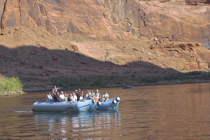 Colorado River Smooth Water Float Trip from Flagstaff
