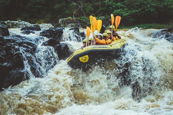 Experimente Rafting Adventure