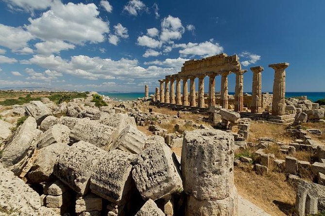 Full-day Excursion to Selinunte and Castelvetrano - from Palermo or Trapani