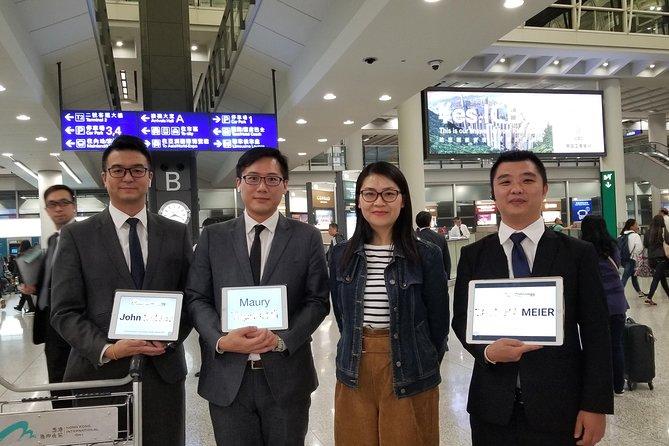 Transporte em veículo particular no aeroporto de Pequim (incluído e cumprimentar incluídos)