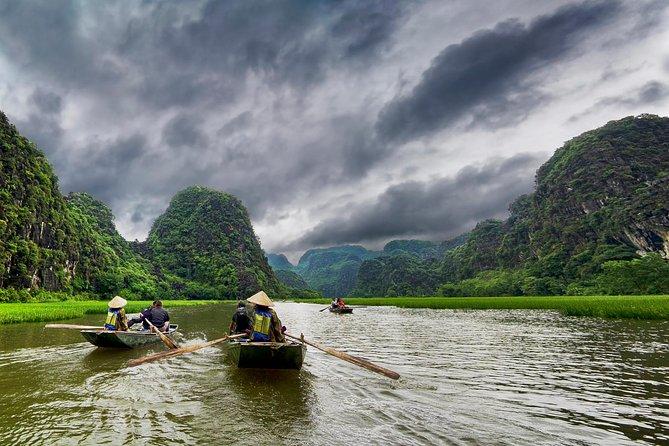 Amazing 2 Days Cycling To Tam Coc ,Mua Caves,Van Long natural reserve, Hoa Lu
