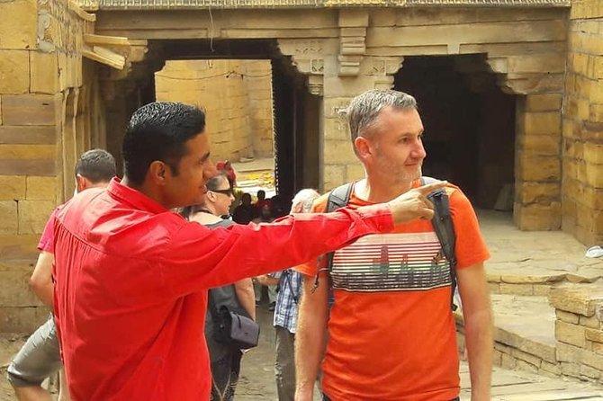 Jaisalmer Private Day Tour