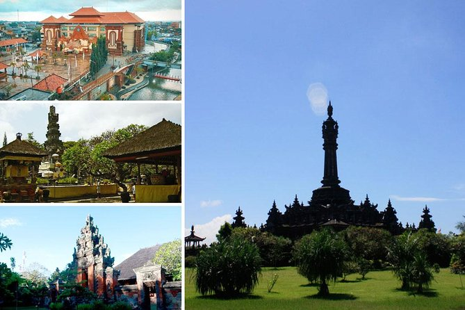 Amazing Denpasar City Tour