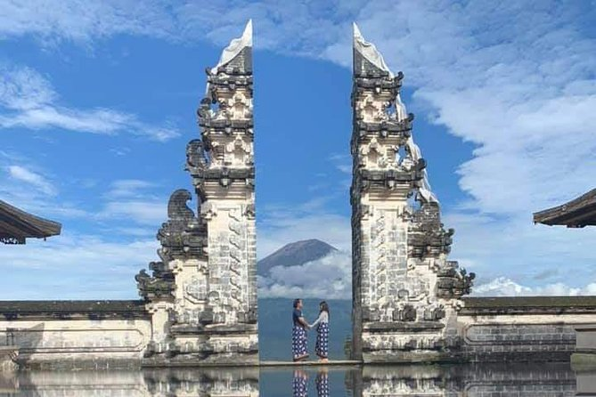 Bali east tour experience