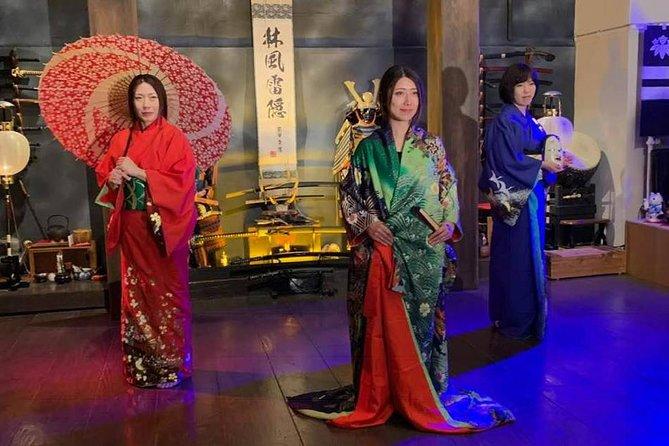 Ninja Heritage Show + Shuriken Workshop für Ihre Gruppe (K90)